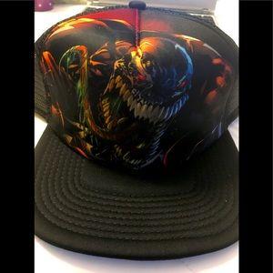 Marvel Venom Men's SnapBack Baseball Cap New